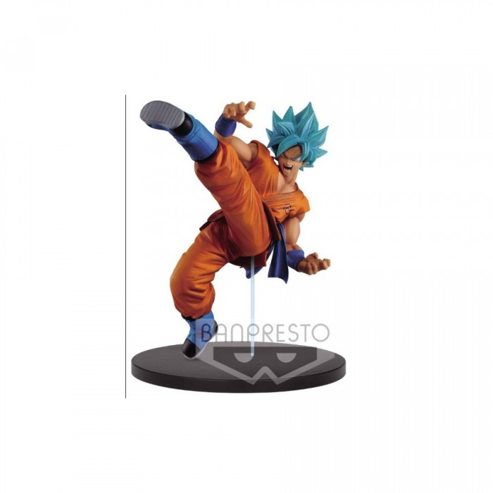 Dragon Ball - Son Goku God Bleu - Fes Vol.5 - 19cm