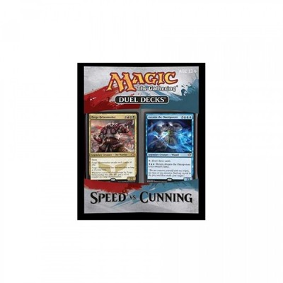 "MTG - Duel Decks  ""Speed vs Cunning"" (EN) (par 6 decks)"