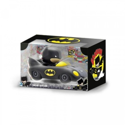 Tirelire Chibi - DC Comics - Batmobile