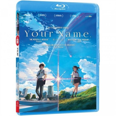 Your Name - Film - BR - VOSTF + VF