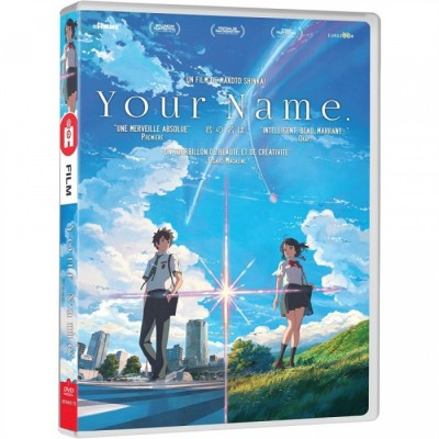Your Name - Film - DVD - VOSTF + VF
