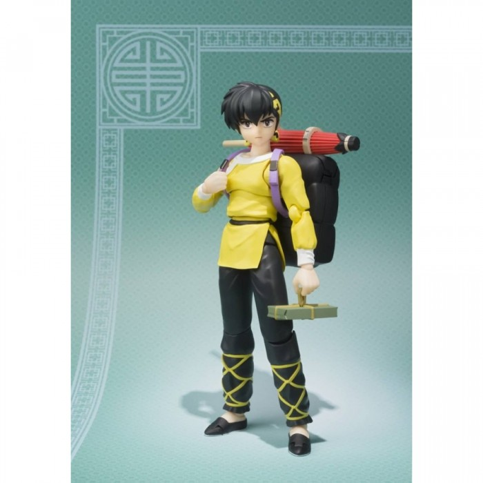 Ranma 1/2 - S.H.Figuart - Action Figure