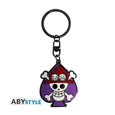 Porte-Clef - One Piece - Skull Ace
