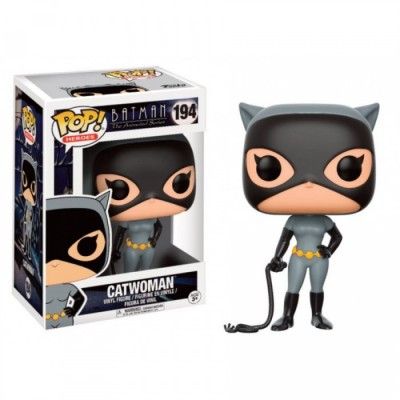 Catwoman - Animated Batman (194) - Pop Heroes