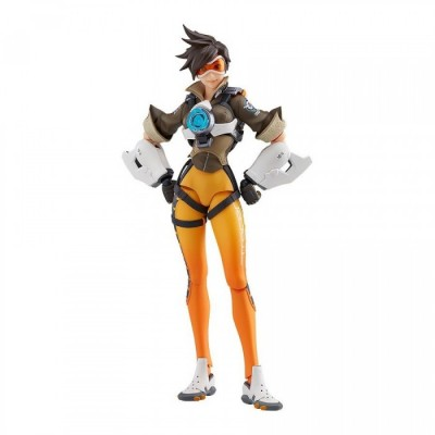 Figma - Tracer - Overwatch - 14 cm