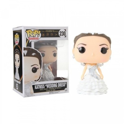 Katniss Wedding Dress - The Hunger Games (230) - POP Movies