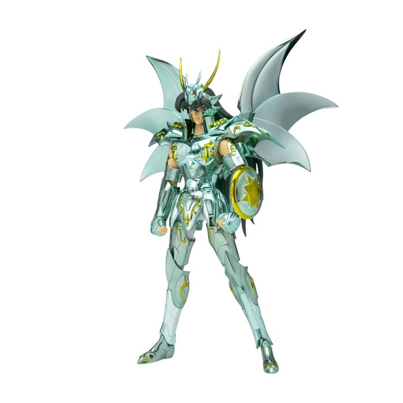 Dragon Shiryu - Version God Cloth - V4 - Saint Seiya - Myth Cloth