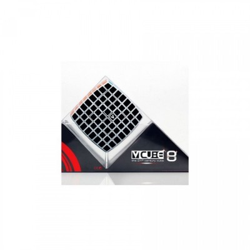 V-Cube - Cube 8x8 - Bombé blanc