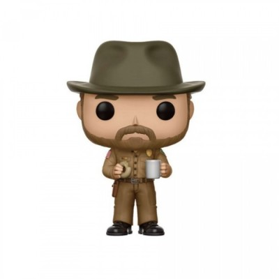 Hopper - Stranger Things (512) - Pop Série