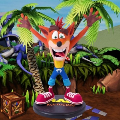 Crash Bandicoot - PVC F4F - 23 cm