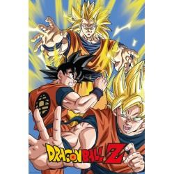 T-shirt - Freezer - Dragon Ball - XL