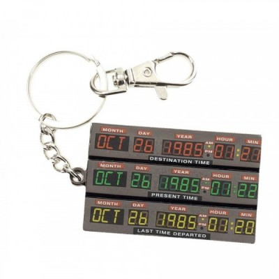 Back to the Future - Keychain
