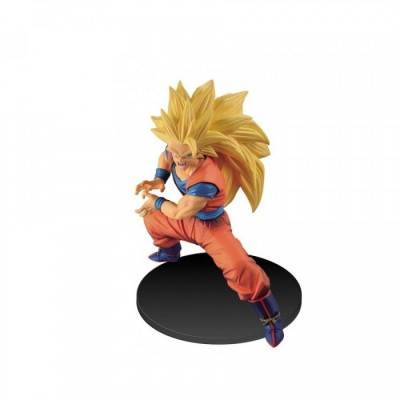 Son Goku Super Saiyan 3 - Dragon Ball FES Vol.3 - 14cm (costume foncé)