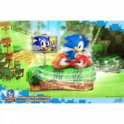 Sonic - 25th Anniversary - F4F Limited Resin - 40cm