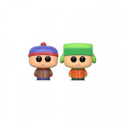 Stan & Kyle - South Park - POP Animation- Exclusive