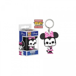 Minnie - Disney - Pocket POP Keychain