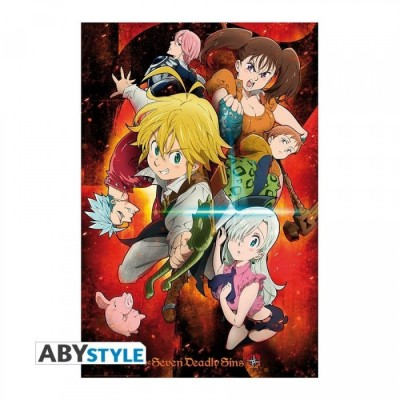 Seven Deadly Sins - Poster