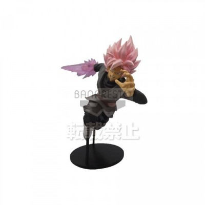 Goku Black Super Saiyan Rosé - Dragon Ball Super - 15cm