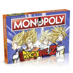 Monopoly - Dragon Ball Z (FR)
