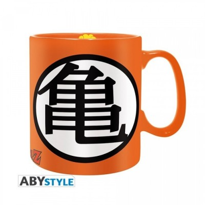 Mug - Kame - Dragon Ball - 460 ml