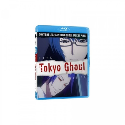 Tokyo Ghoul OAV : Jack & Pinto - Bluray - VOSTF + VF