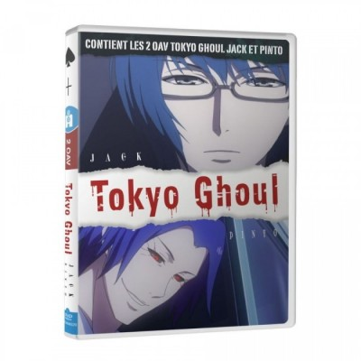 Tokyo Ghoul OAV : Jack & Pinto - DVD - VOSTF + VF