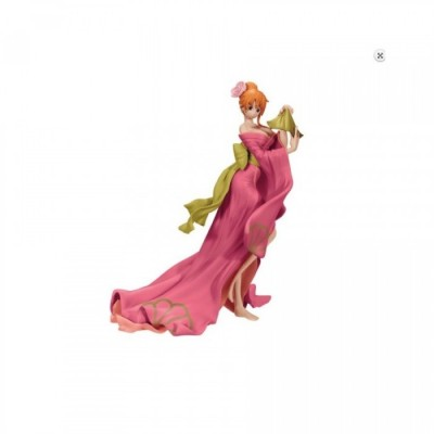Nami Robe Rose - One Piece - Figurine - 20cm