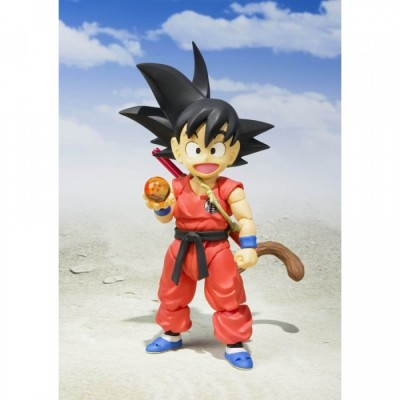 S.H. Figuarts - Goku Child - Dragon Ball - 10cm