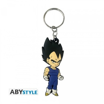 Porte-Clef PVC - Vegeta - Dragon Ball