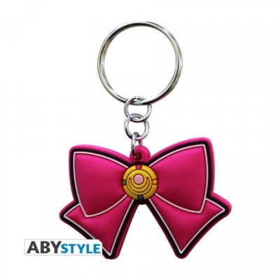 Porte-Clef PVC - Noeud - Sailor Moon
