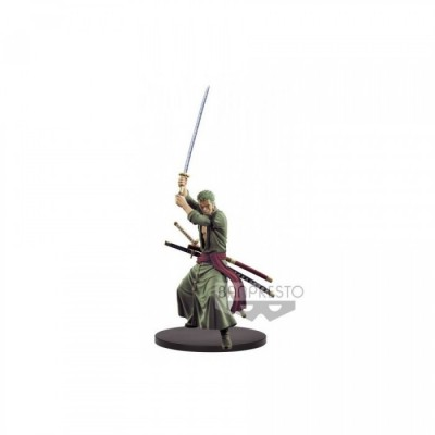 Zoro - Swordmen One Piece - 15cm