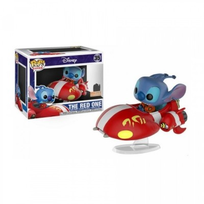 The Red One - Lilo & Stitch (35) - Pop Disney- Exclusive