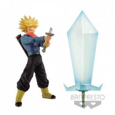 Trunks SS2 & Final Flash Hope (pack de 2) - Dragon Ball Super - Figurine - 24cm