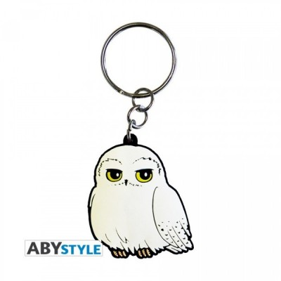 Porte-Clef PVC - Harry Potter - Hedwige