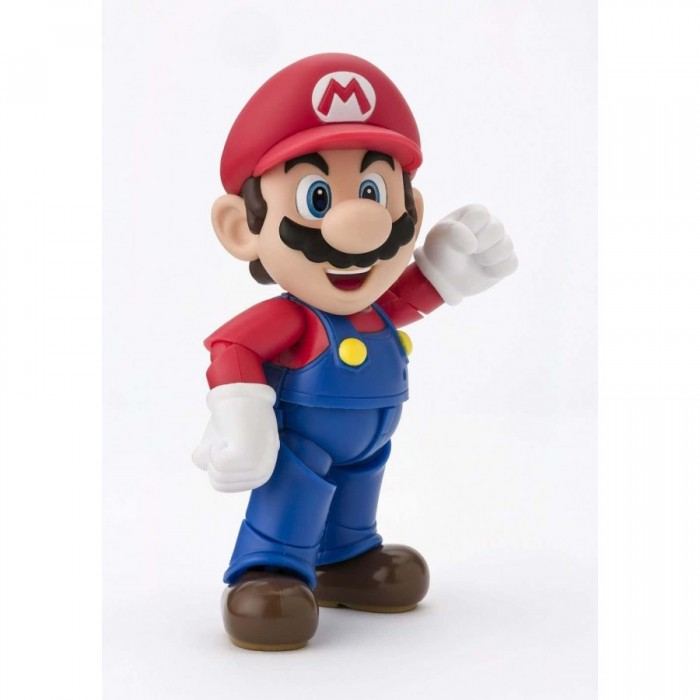 Super Mario - S.H.Figuart - Action Figure
