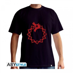T-shirt - Seven Deadly Sins - Emblèmes - S