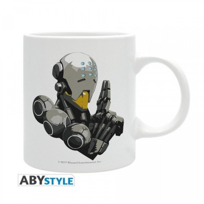 Mug - Zenyatta - Overwatch - 320ml