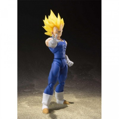 S.H. Figuarts - Majin Vegeta - Dragon Ball - 15.5cm