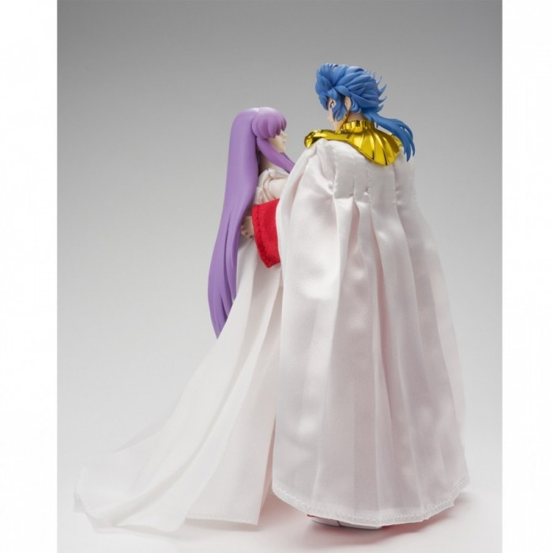 Abel & Athéna (set) - Saint Seiya - Myth Cloth