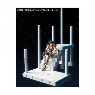Display Stand Set Appendix Deluxe - Myth Cloth Saint Seiya