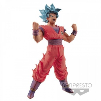 Goku SS Blue - Dragon Ball Super Blood of Saiyans - 18cm
