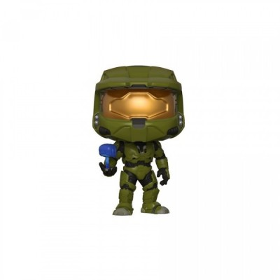 Master Chief with Cortana - Halo (07) - POP Game