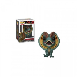 Dilophosaurus - Jurassic Park (550) - Pop Movies