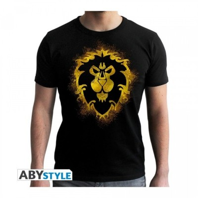 T-shirt World of Warcraft - Alliance  - New Fit - L
