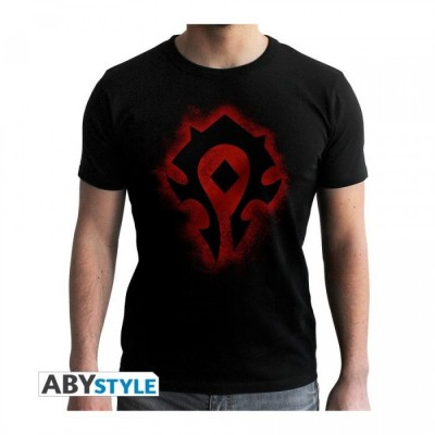 T-shirt World of Warcraft - Horde - New Fit - L