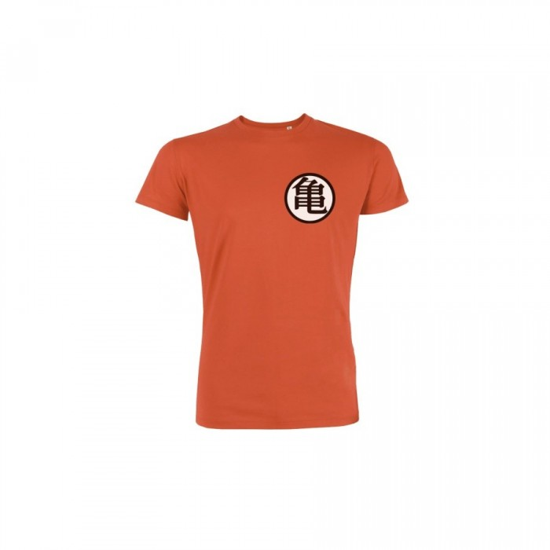 T-shirt - Kame Symbole usé - Dragon Ball - M