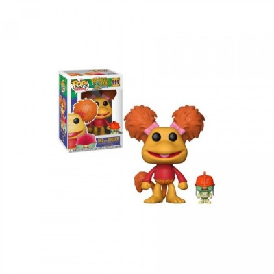 Red with Doozer - Fraggle Rock (519) - Pop Television