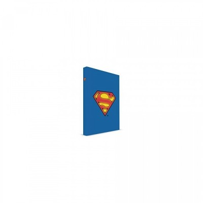 Carnet de Notes (Light-up) - Superman - DC Universe - A5 (21 x 14.9cm)