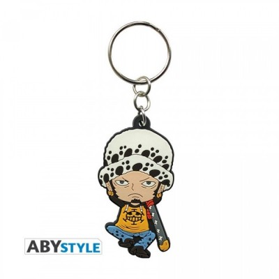 Porte-Clef PVC - One Piece - Trafalgar Law SD