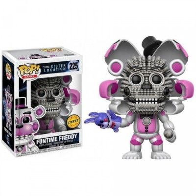 Funtime Freddy - Sister Location - Five Nights at Freddy's (225 Chase) - Pop Games